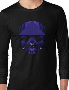 Crystal Skull (including tessellations) Long Sleeve T-Shirt