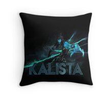 Kalista - League of Legends Throw Pillow