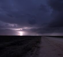 Thunderstruck by Gareth Bowell