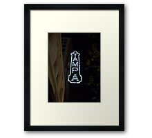 Tampa Theater Framed Print