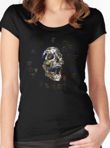 Mental States Women's Fitted Scoop T-Shirt