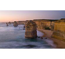 12 Apostles Sunset Photographic Print