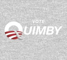 Vote Quimby One Piece - Long Sleeve