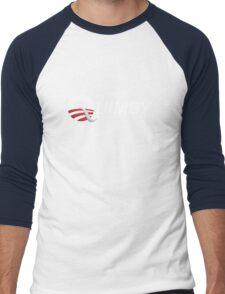 Vote Quimby Men's Baseball ¾ T-Shirt