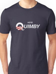 Vote Quimby Unisex T-Shirt