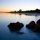 Ocean Dawn by Sekans