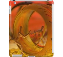 """They've got me jumping through hoops"" iPad Case/Skin"