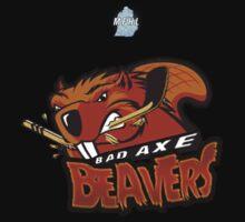 Bad Axe Beavers by Skubie-Doo