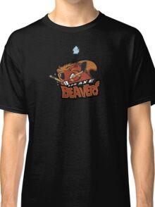 Bad Axe Beavers Classic T-Shirt