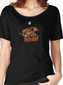 Bad Axe Beavers Women's Relaxed Fit T-Shirt