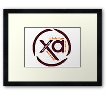 Chi Alpha Christian Fellowship @VT Framed Print