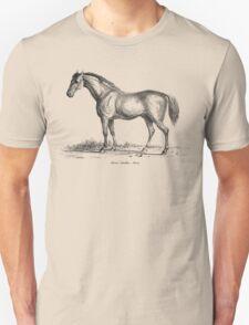 Horse, of course Unisex T-Shirt