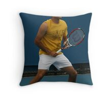 Determined Throw Pillow