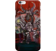 The Baphomet in its lair iPhone Case/Skin