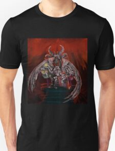 The Baphomet in its lair Unisex T-Shirt