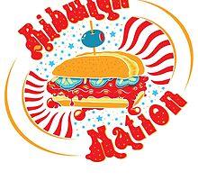Ribwich Nation by Neil Manuel