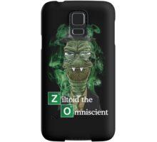 Ziltoid as Heisenberg - Black Samsung Galaxy Case/Skin
