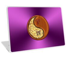 Aries & Rooster Yin Wood Laptop Skin