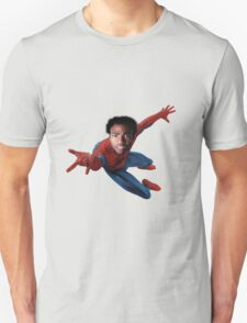 Donald for Spiderman Unisex T-Shirt
