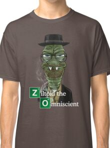 Ziltoid as Heisenberg Classic T-Shirt