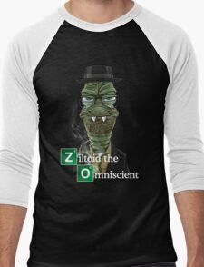 Ziltoid as Heisenberg Men's Baseball ¾ T-Shirt