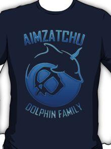 AimzAtchu Dolphin Jersey T-Shirt