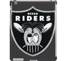 South Pacific Ocean Riders iPad Case/Skin