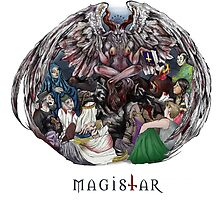 """Magistar un""""teaches"""" the people by BWoods37"""