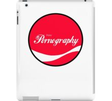 Enjoy Pornography iPad Case/Skin