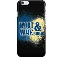 Woot and Wye Splash iPhone Case/Skin