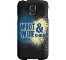 Woot and Wye Splash Samsung Galaxy Case/Skin
