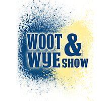 Woot and Wye Splash Photographic Print