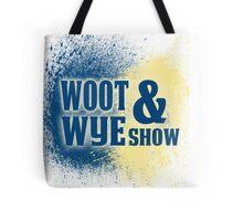 Woot and Wye Splash Tote Bag