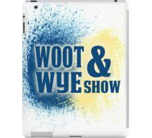 Woot and Wye Splash iPad Case/Skin