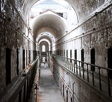 Eastern State Penitentiary by meinvb