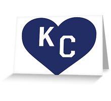 KC Paul Rudd Shirt Greeting Card