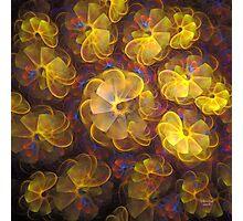 'Virtual Bouquet' Photographic Print