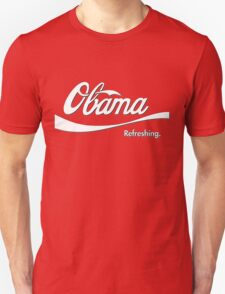 Obama: Refreshing T-Shirt