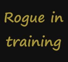 Rogue in Training - World of Warcraft - WoW Kids Clothes