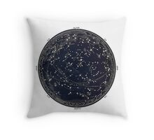 Horoscope Constellations  Throw Pillow