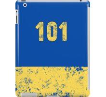Vault 101 - Classic Blue iPad Case/Skin