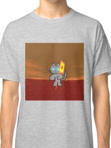 Stanley the Space Cat Classic T-Shirt