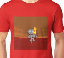 Stanley the Space Cat Unisex T-Shirt