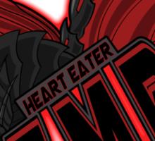 Team Heart Eater Sticker
