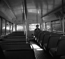 No. 98 Bus Willesden Lane by Mark Sanders