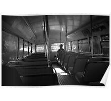 No. 98 Bus Willesden Lane Poster