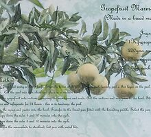 Grapefruit Marmalade by bellecards