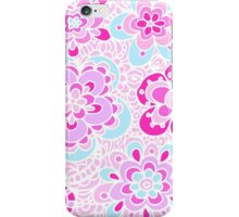 Circle of Flowers iPhone Case/Skin