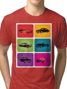 Vintage Cars 2 Tri-blend T-Shirt