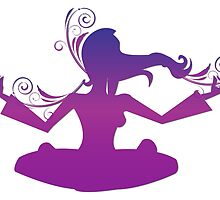 Yoga Design / Poses 2 by thematics